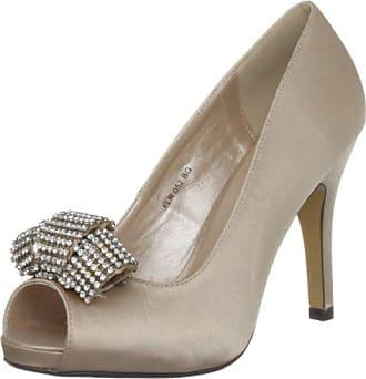 Lunar Flr052 - Zapatos de tacón de material sintético mujer 0bab1435da4d
