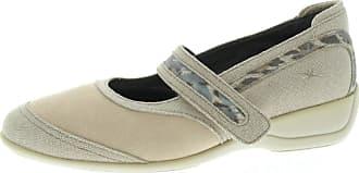Xsensible Womens Shoes Mary Jane Lipari Sand 100722430J Beige Size: 6 UK