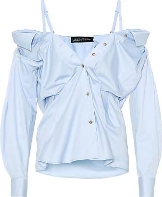 ANNA OCTOBER Cotton blouse
