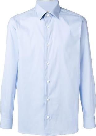 Ermenegildo Zegna stretch fit shirt - Blue