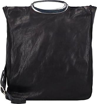 Campomaggi borsa pelle 30 cm Black
