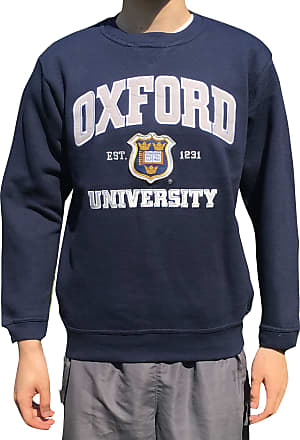 Oxford University University of Oxford Sweatshirt - Official Licenced Apparel Navy