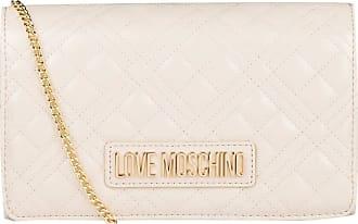 Love Moschino Umhängetasche - ECRU