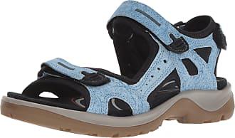 Ecco Offroad, Open Toe Sandals Womens, Blue (Indigo 5 1321), 4.5 UK EU