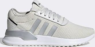 adidas Originals U Path - Lauf-Sneaker in Weiß und Silber