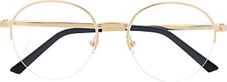 Cartier Óculos Santos - Dourado