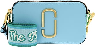 Marc Jacobs Cross Body Bags - Snapshot Small Camera Bag Light Blue Multi - blue - Cross Body Bags for ladies