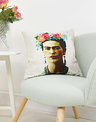 Ian Snow Cuscino Frida-Multicolore