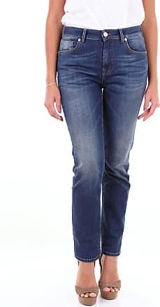 Pantaloni Torino Boyfriend Jeans scuro