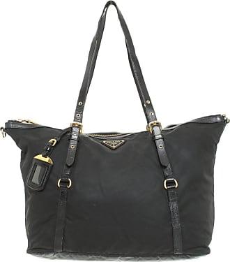 6f2c63650f85e Prada gebraucht - Handtasche in Schwarz - Damen