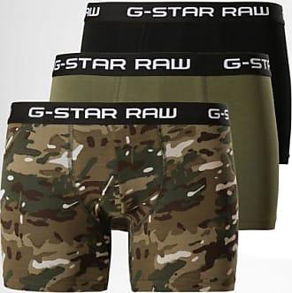 G-Star Lot De 3 Boxers D13391-B183 Noir Vert Kaki Camouflage ec8f61508b08