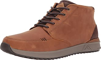 Reef Mens Rover Mid Wt Classic Boots, Brown (Chocolate/Brown CBN), 10 UK