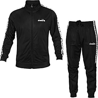 Slazenger Kinder Jungen Trainingsanzug Langarm Trainingsjacke Trainingshose Set