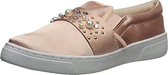 Qupid Womens OWINN-02A Sneaker, Mauve, 5.5 M US