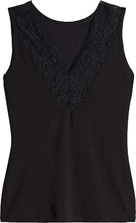 intimissimi Womens Modal Lace Vest Top