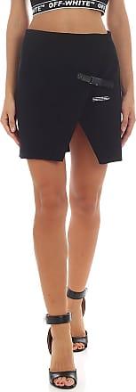 Off-white Wallet black mini skirt