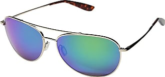 02838e52fe Kaenon Driver (Gold Tortoise Coastal Green Mirror) Athletic Performance Sport  Sunglasses