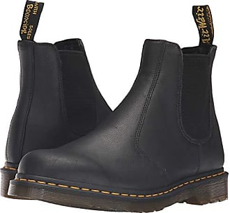 df5dfd02c1e Dr. Martens 2976 Chelsea Boot (Black Carpathian) Lace-up Boots