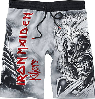4103a792 Iron Maiden EMP Signature Collection - Bade- & strandklær - Badeshorts -  flerfarget