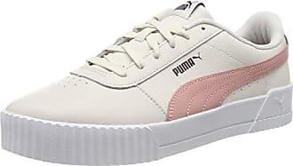 Puma Damen Carina L Sneaker, Schwarz (Puma Black Puma White Puma Silver), 37.5 EU