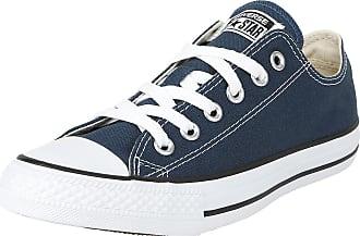b71e54b6310 Converse Chuck Taylor All Star OX - Unisex-Sneakers - marinblå