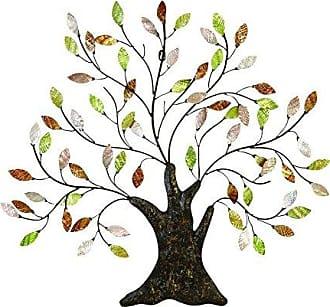 UMA Enterprises Inc. Tree of Life Wall Art Decoration Branch Shells Home