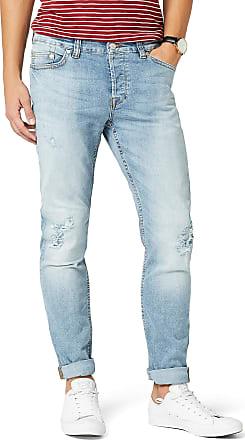 Only & Sons Mens Onsloom Lt Bl Breaks 9502 (5083) Pa Noos Slim Jeans, Blue (Light Blue Denim), W29/L34 (Size: 29)