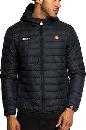 Ellesse Lombardy Padded Jacket Black - S (36-38in)