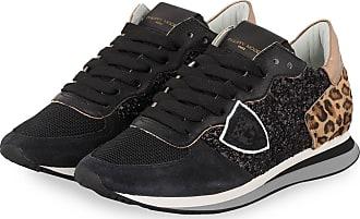 Philippe Model Sneaker TRPX LD LEO - SCHWARZ/ BRAUN
