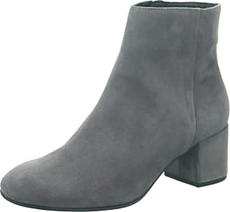 8885f8663b55 Högl 6-10 4112 Daydream Stylish Ankle Boots in Grey Suede 5 Grey Suede
