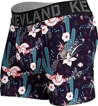 Kevland Underwear cueca boxer kevland desert preto (1, GG)