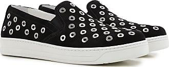 4ec6b32e7850a Prada Slip On Schuh für Damen Günstig im Outlet Sale