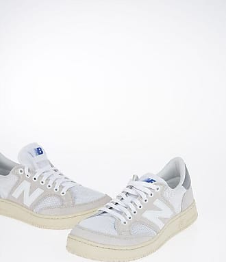 New Balance Leather and Fabric Sneakers size 44,5