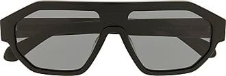 Karen Walker Tribon oversized sunglasses - Black