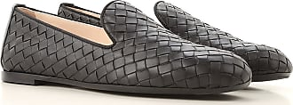 Bottega Veneta Ballet Flats Ballerina Shoes for Women On Sale, Black, Leather, 2017, 5 6 6.5