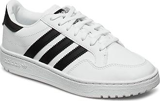 adidas Originals Team Court J Sneakers Skor Vit Adidas Originals