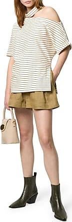 Erika Cavallini Semi Couture blusa a righe - Erika Cavallini - Donna