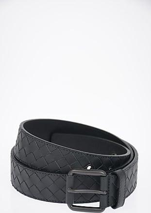 Bottega Veneta 40 mm Leather Braided Belt size 105