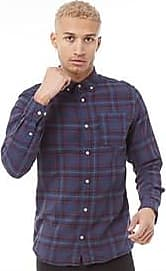 Jack & Jones long sleeve button through shirt