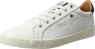 s.Oliver Mens 13604 Trainers, White (White 100), 10 UK
