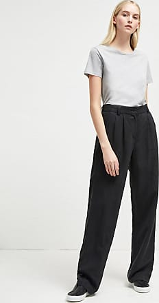 French Connection Caspia Linen Pleated Trousers