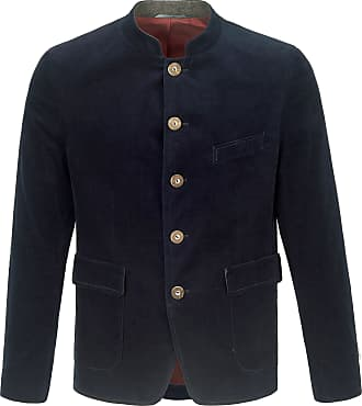 Lodenfrey Fine corduroy country style jacket Lodenfrey blue