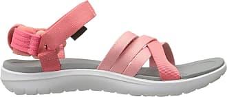 Teva Womens Sanborn Sandal, Sports and Outdoor Lifestyle Sandal, Pink (Rose Coral), 4 UK (37 EU)