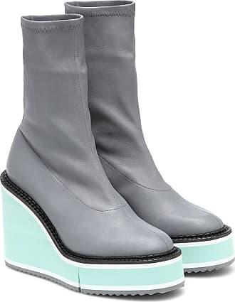 Robert Clergerie Ankle Boots Bliss aus Leder