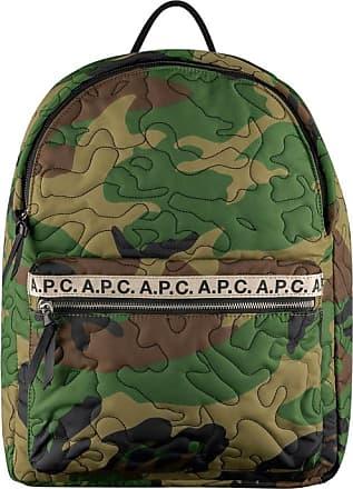 A.P.C. A.p.c. Marc backpack KAKI MILITAIRE U