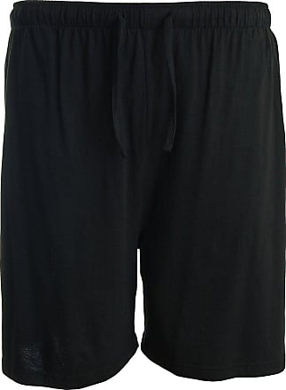 Espionage Kingsize Lounge Shorts Black 3XL - 46-48 Waist Black