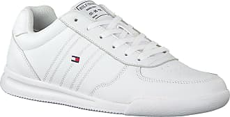 Tommy Hilfiger Weiße Tommy Hilfiger Sneaker Low Lightweight Flag
