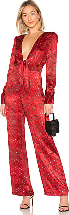 House Of Harlow x REVOLVE Vera Jumpsuit in Red