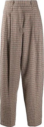 JEJIA plaid tailored trousers - Neutro