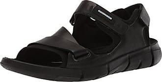 Ecco Mens Intrinsic 2 Sport Sandal, Black, 47 M EU (13-13.5 US)